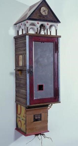 Tree Shrine Cabinet