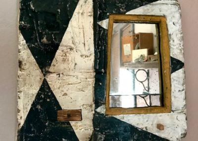 Mesa Verde Mirror Frame