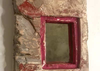 Kiva Wall Mirror